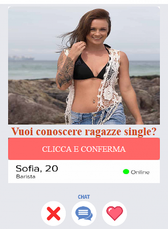 Dating online italiani