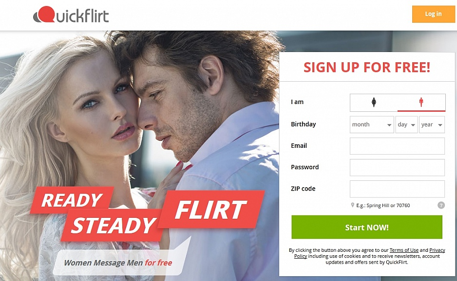 click flirt dating site Facebook and myspace have applications (also called apps) that enable people to click and flirt  starr, gigi cyber flirting tips dating tips - matchcom, .
