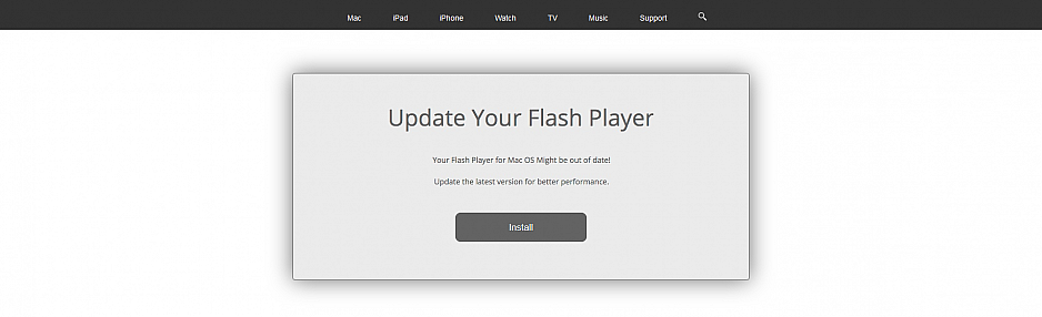 MAC] Update Your Flash Player /International CPI *EXCLUSIVE